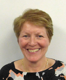Helen Smith, DIWC Trustee, Vice Chair