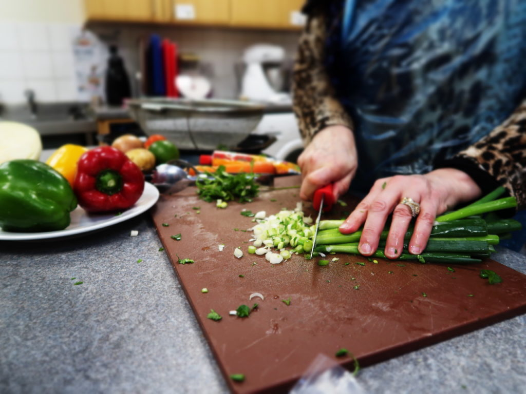 Cooking Class - Dundee International Women's Centre