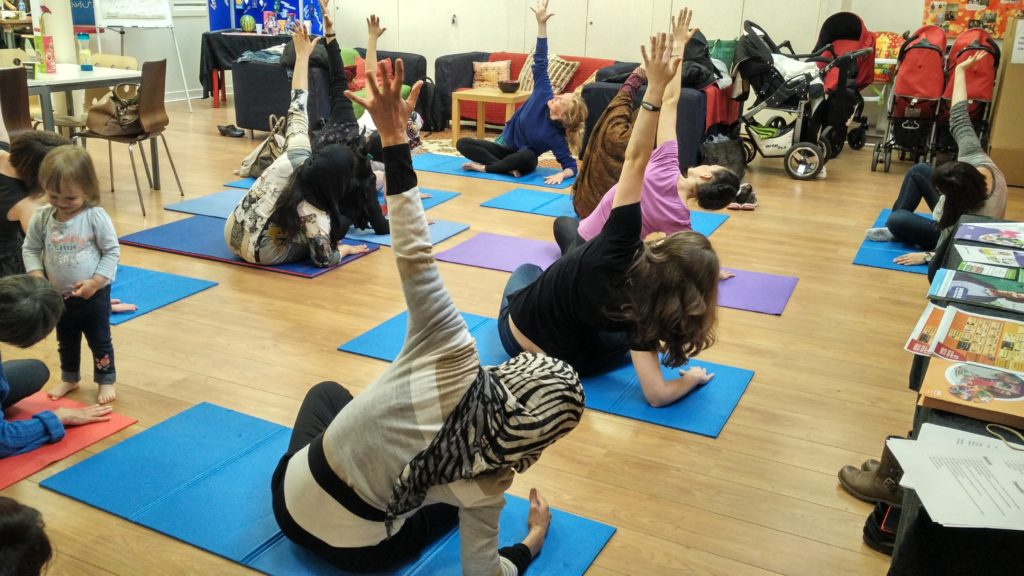 Women's Yoga Classes Dundee