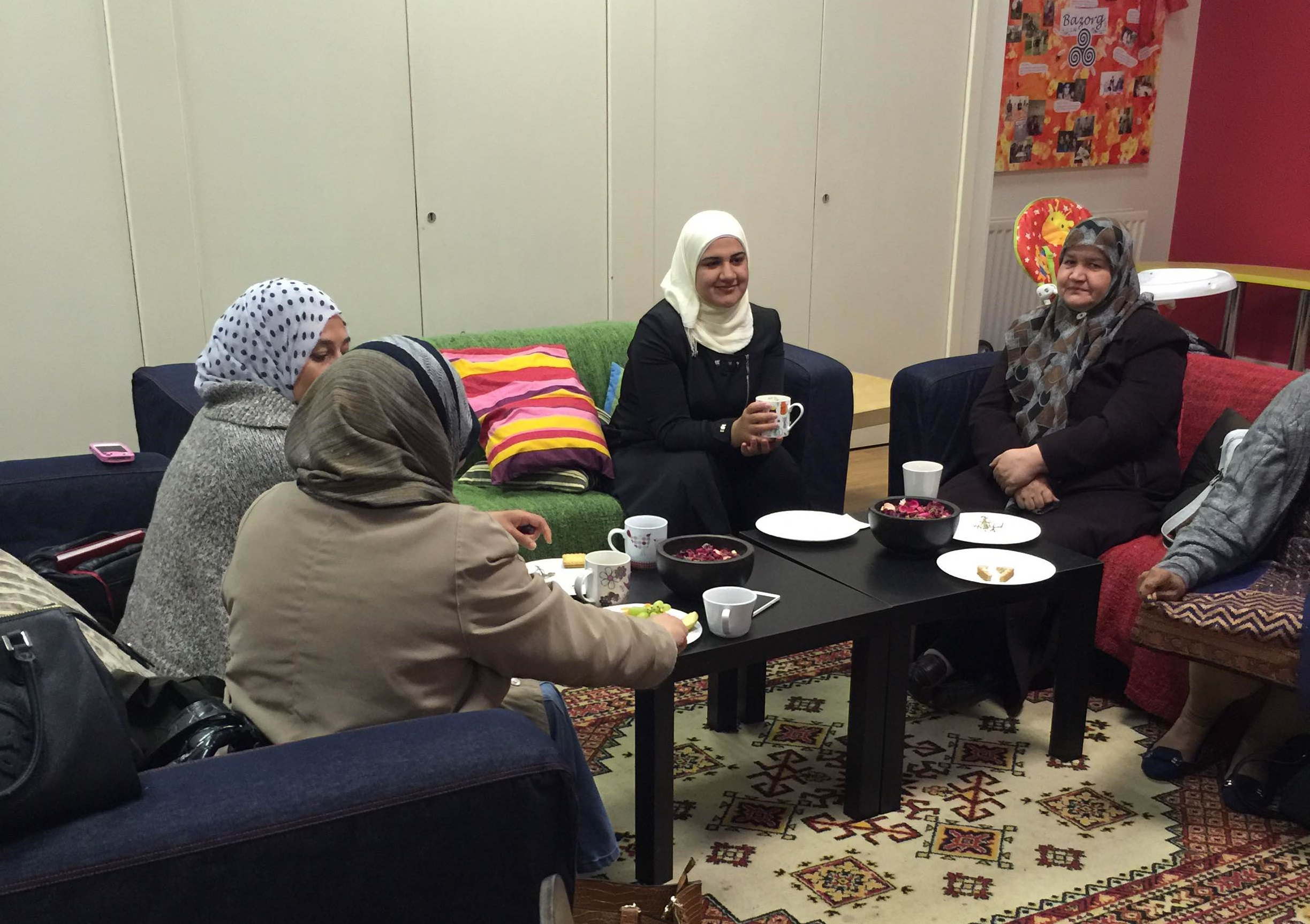Chit Chat women's social group Dundee