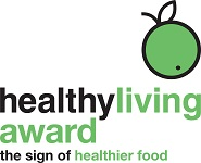 Healthy Living Award Logo