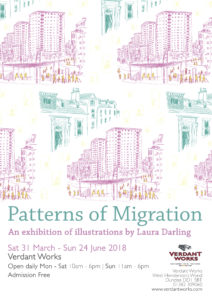 Patterns of Migration poster