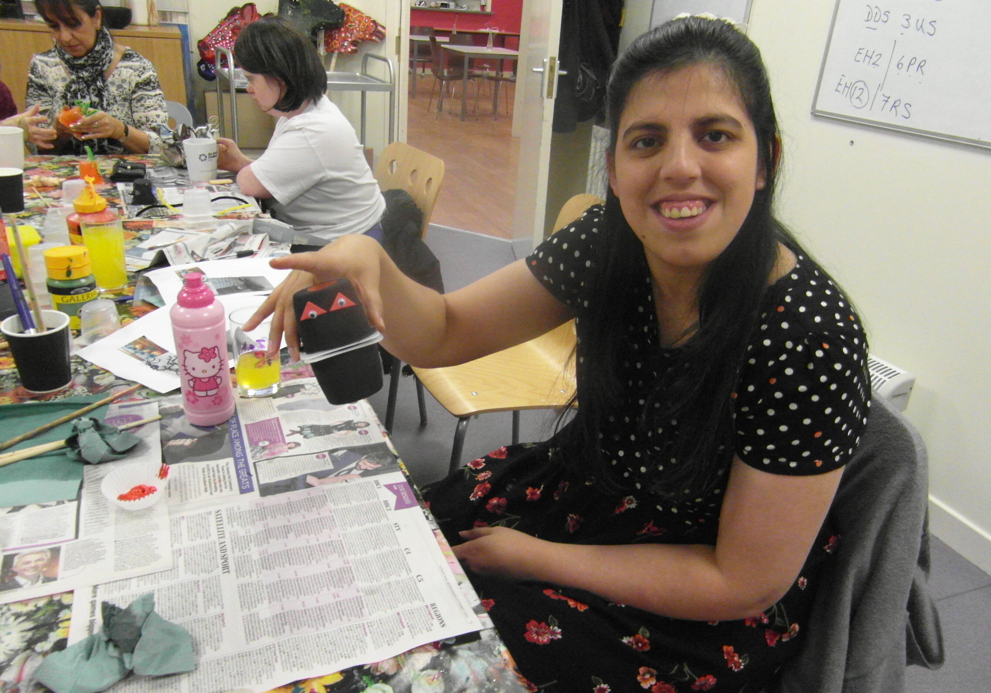 Arts and crafts for additional support needs (ASN) Dundee