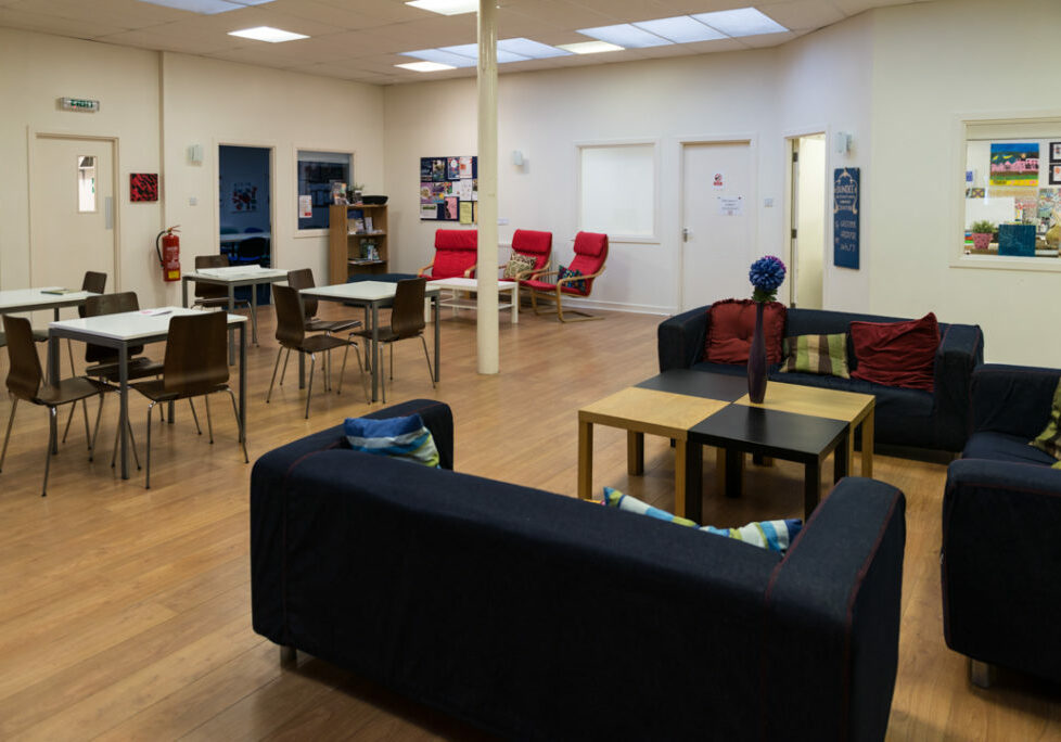 Community area Dundee International Women's Centre