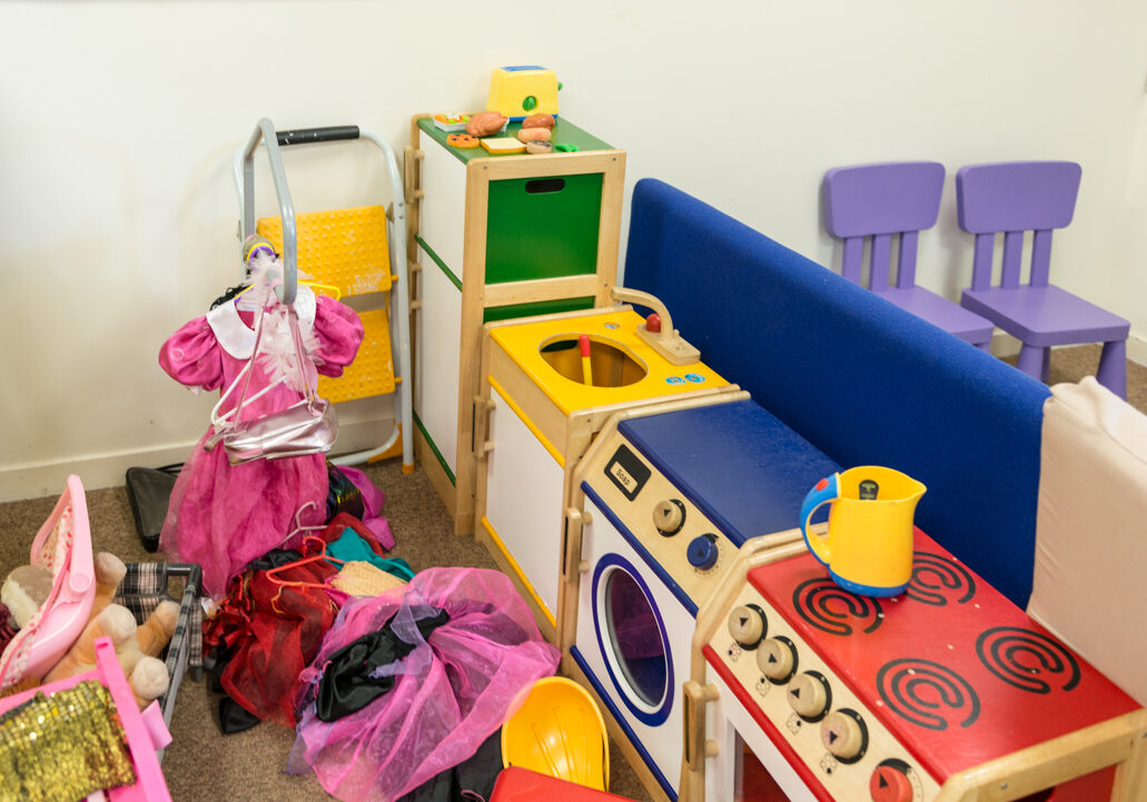 Childcare childminding creche Dundee International Women's Centre
