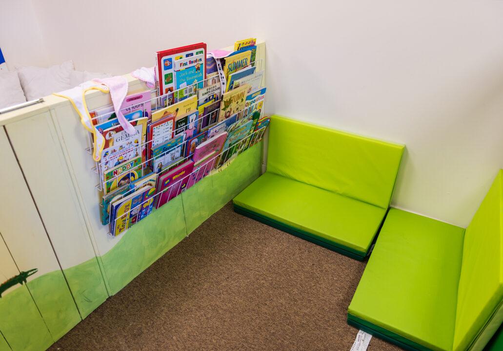 Childcare childminding creche Dundee International Women's Centre