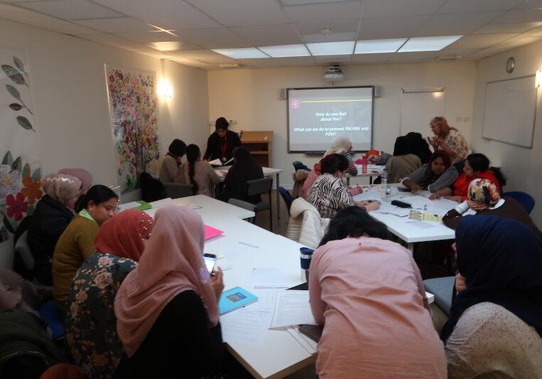 Elementary English Class