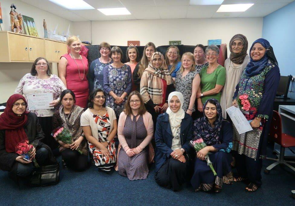 SQA Volunteer Skills Award (VSA) Dundee DIWC